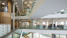 UK Rochdale Metropolitan Borough Council MBC, Mono Acoustic, office